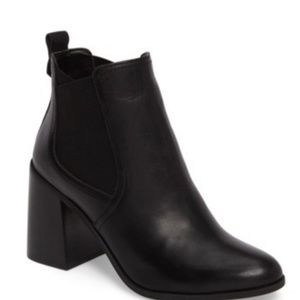 BP Quinn Flared Block Heel Boot